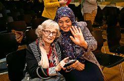 Die Stimmung bei den Teilnehmern war sehr gut. Foto: Wilhelm Mierendorf