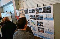 Die Untertürkheimer haben sich rege an dem Workshop beteiligt. Foto: tmi
