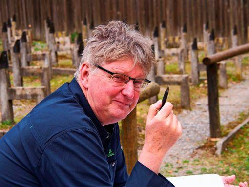 Jürgen von Bülow Foto: Marisa Sass-Baitis