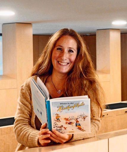 Julia Walther Foto: Marisa Sass-Baitis