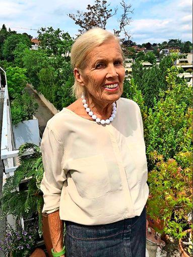 Kaum zu glauben: Evelyn Brühl ist seit 24 Jahren Trainerin beim MTV Stuttgart.  Foto: privat