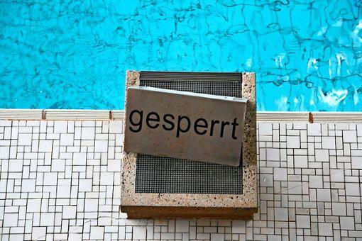 Das Leo-Vetter-Bad nutzen Jugendliche, Familien, Schulen und Vereine – ob das auch in den Sommermonaten der Fall sein wird, das ist momentan die große Frage. Foto: Tatjana Eberhardt
