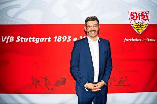 Klaus Vogt heißt der neue VfB-Präsident. Foto: dpa/Tom Weller