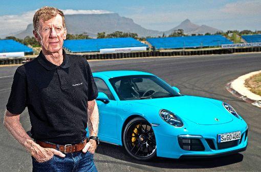 Walter Röhrl feiert am 7. März 2017 seinen 70. Geburtstag. Porsche ehrt den Rennfahrer mit einer Sonderausstellung im Porsche-Museum. Foto: z