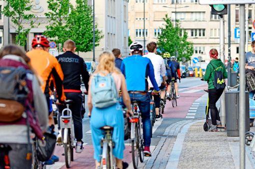 """Beim """"Stadtradeln"""" des Klima-Bündnisses mitmachen und möglichst viele Radkilometer sammeln.    Foto: pixabay"""