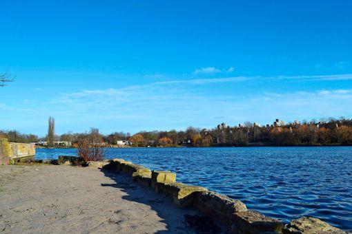 Nicht nur im Sommer ein tolles Naherholungsziel: der Max-Eyth-See. Foto: Thomas Graf-Miedaner