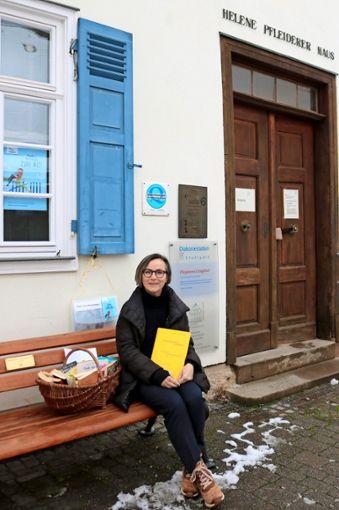 Elisabeth Eiche ist seit 2010 Vorsitzende des Degerlocher Frauenkreises.  Foto: Eva Herschmann