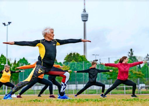 """Die Kooperation """"Sport im Park"""" lädt dieses Jahr zu über 80 Sportangeboten ein Foto: z/LHS/Niedermüller"""
