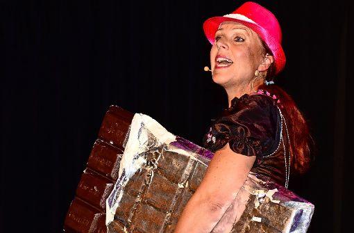 Der Spaß auf der Bühne steht im Vordergrund Foto: z