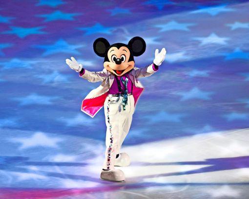 Disney on Ice kommt nach Stuttgart. Foto: z